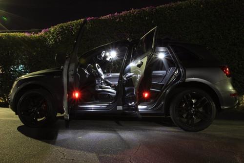 Audi Q5 LED Interior Package (2008+)
