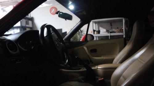 Mazda Miata / MX-5 Premium LED Interior Package (1998-2005)