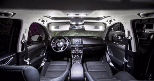 Mazda CX-5 Premium LED Interior Package (2012-Present)