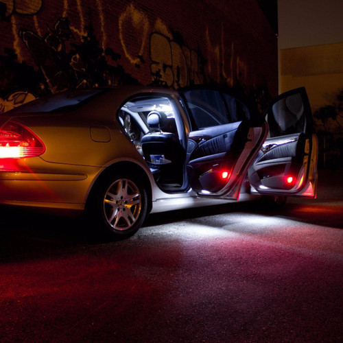 Mercedes E-Class LED Interior Package (2002-2008)