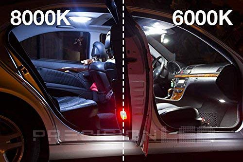 Mercedes E-Class Coupe LED Interior Package (2009-Present)