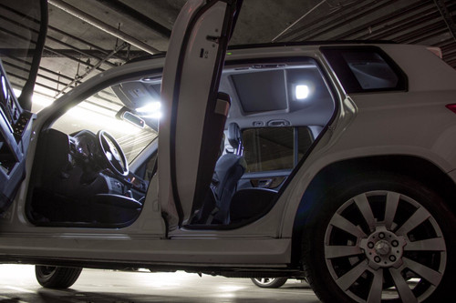 Mercedes GLK LED Interior Package (2008-Present)