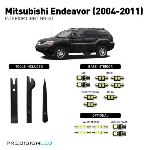 Mitsubishi Endeavor LED Interior Package (2004-2011)