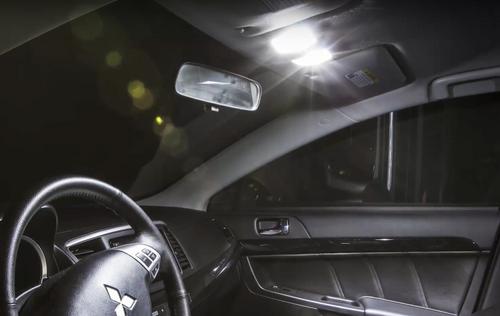 Mitsubishi Lancer LED Interior Package (2007-Present)