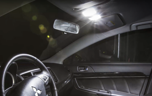 Mitsubishi Lancer Premium LED Interior Package (2007-Present)