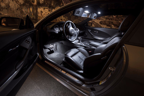 BMW 6 Series E63 LED Interior Package (2003-2010)