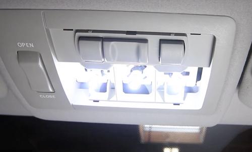 Scion tC Premium LED Interior Package (2005-2009)
