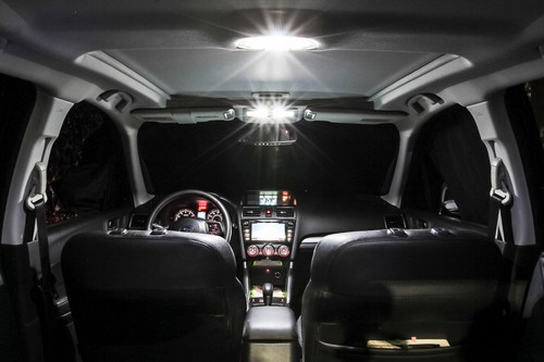 Subaru Forester LED Interior Package (2009-2013)