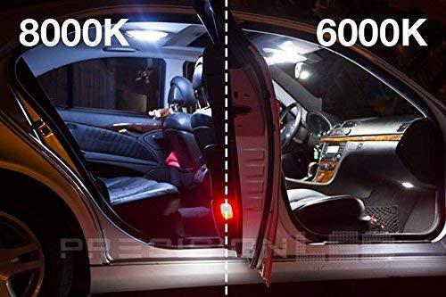 Subaru Loyale LED Interior Package (1990-1994)