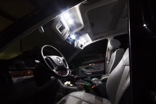 BMW 5 Series E39 LED Interior Package (1996-2003)
