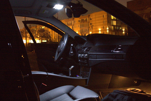 BMW 5 Series F10 LED Interior Package (2010-Present)
