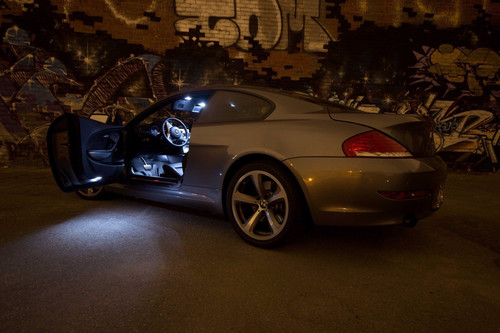 BMW 6 Series E64 LED Interior Package (2003-2010)