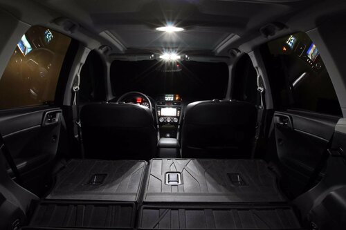 Subaru Forester Premium LED Interior Package (2014-Present)