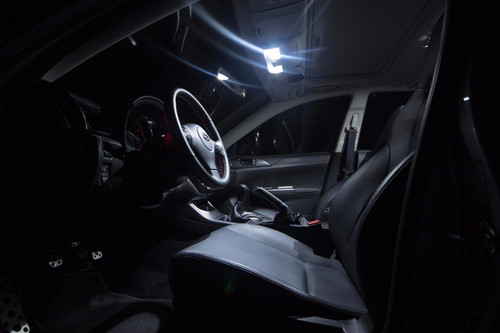 Subaru WRX LED Interior Package (2011-2015)