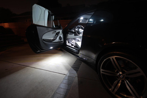 BMW M6 E64 LED Interior Package (2005-2010)