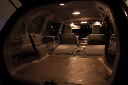 Toyota Highlander LED Interior Package (2008-2013)