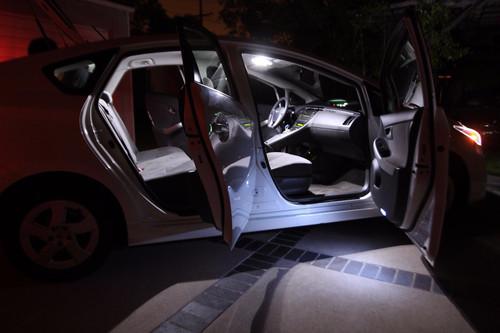 Toyota Prius LED Interior Package (2010-2015)
