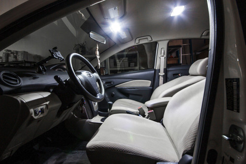 Toyota Yaris Premium LED Interior Package (2006-Present)