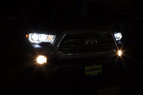 Toyota Tacoma Premium Fog Light LED Package (2005-2015)
