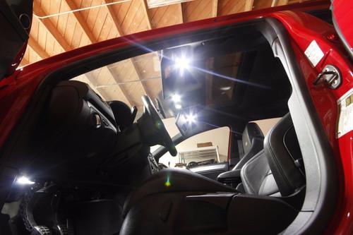 Volkswagen Golf Mk6 LED Interior Package (2010-2013)