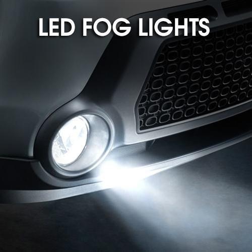 Land Rover LR2 Premium Fog Light LED Package (2006-Present)