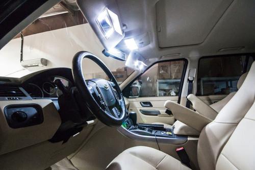Range Rover LED Interior Package (2002-2012)