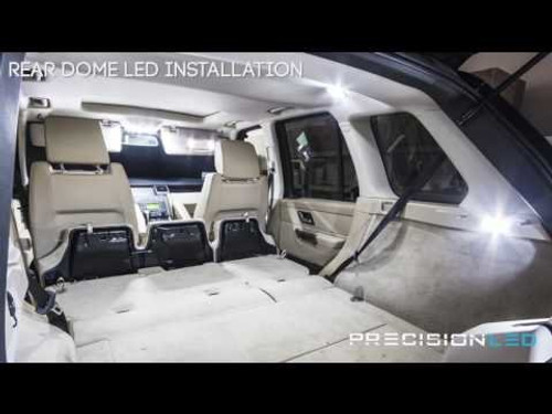 Range Rover Sport LED Interior Package (2005-2013)