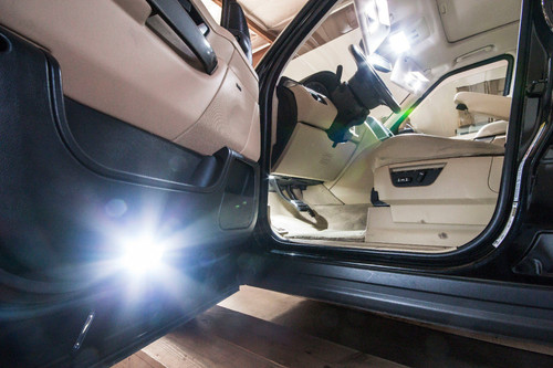 Range Rover Premium LED Interior Package (2002-2012)