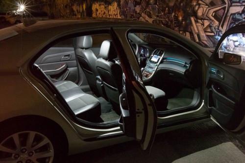 Chevrolet Malibu Premium LED Interior Package (2013-Present)
