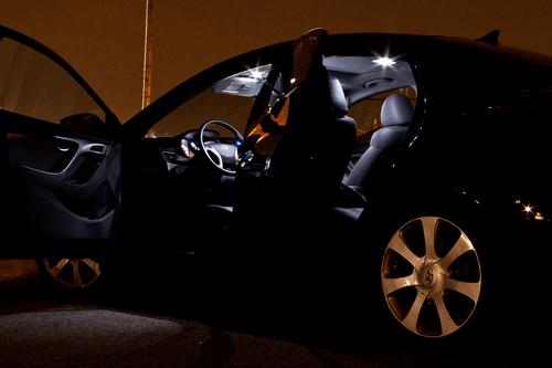 Hyundai Elantra Premium LED Interior Package (2015-Present)