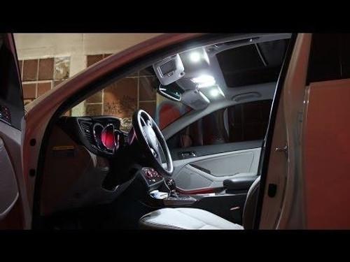 Kia Optima LED Interior Package (2011-2015)