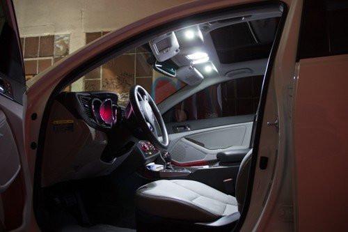 Kia Optima Premium LED Interior Package (2016-Present)