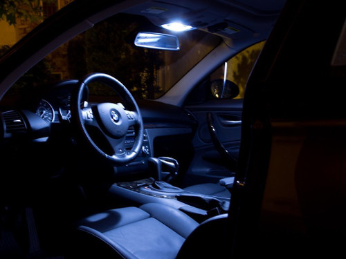 BMW 1 Series E82 Premium LED Interior Package (2007-2011)