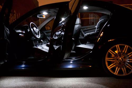 BMW 5 Series E60 Premium LED Interior Package (2003-2010)