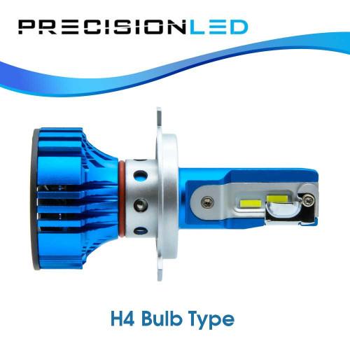 Hyundai Accent Hatch Kepler LED Headlight package (2000 - 2005) bulb 1