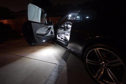 BMW M6 E64 Premium LED Interior Package (2005-2010)
