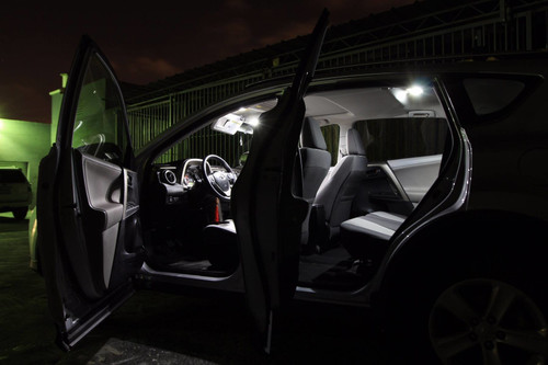 Toyota C-HR LED Interior Package (2018-Present)