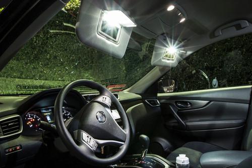 Nissan Rogue Premium LED Interior Package (2016-Present)