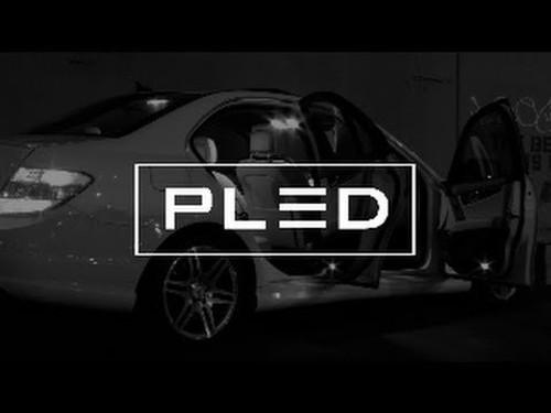 Mercedes C-Class Premium LED Interior Package (2014-Present)