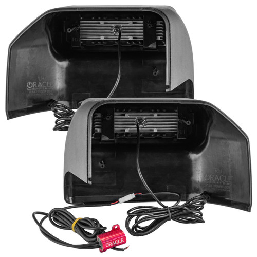 Ford F150 OFF-ROAD LED Side Mirrors (2015-2019)