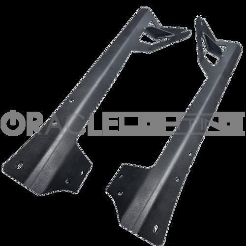 JEEP TJ OFF-ROAD LED LIGHT BAR ROOF BRACKETS (1997-2006)