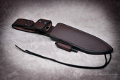 Gaspee  Leather Sheath