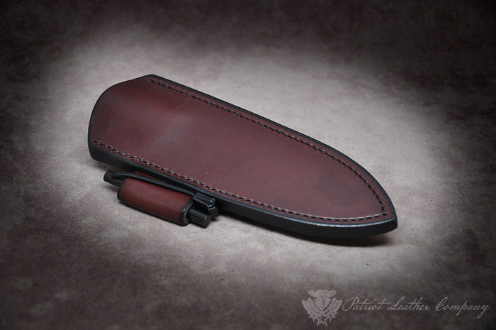 Camillus 'The Mountain Man' Belt Sheath