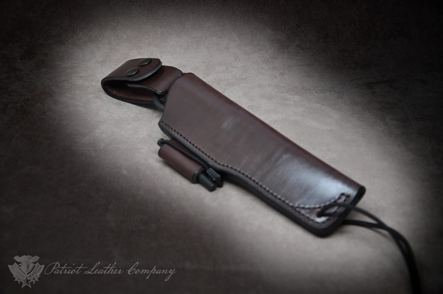 LT Wright 'The Colony' Bushcraft Sheath