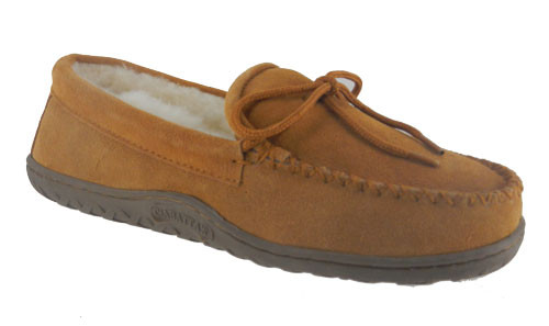 Moccasin Women Side View