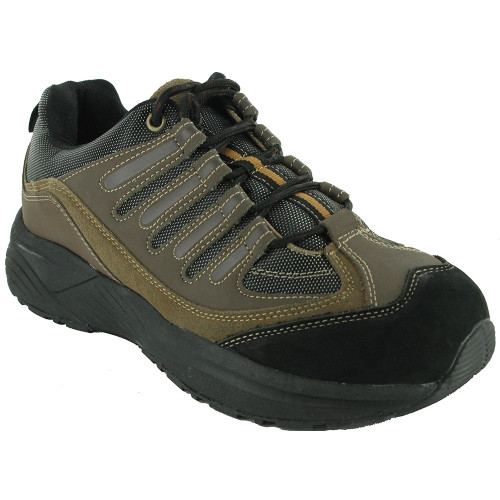 Genext Brown Hiker Profile