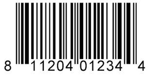 UPC Codes for Genext® Products