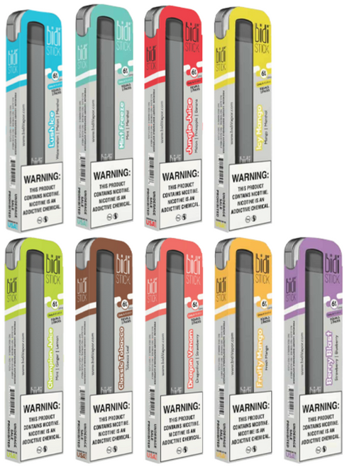 Bidi Stick Disposable Bidi Vape Disposable Cheap Prices