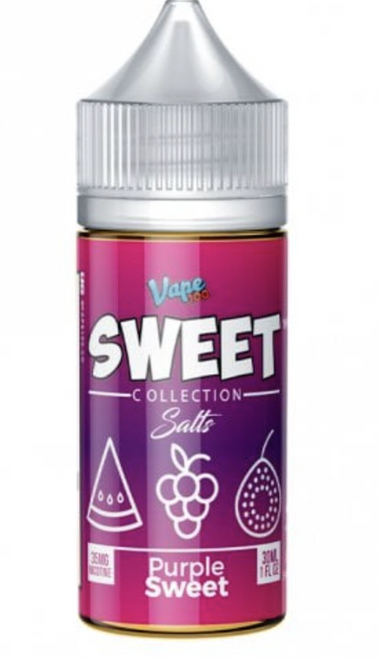 Sweet Collection by Vape100 Salt Nicotine 30ML