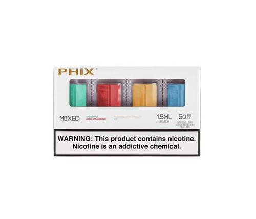 phix vapor pods